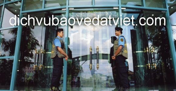 công ty cung cấp dịch vụ bảo vệ văn phòng công ty