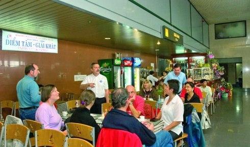Dịch vụ bảo vệ sân bay