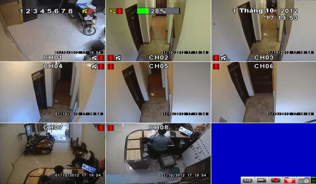 Dịch vụ Giám Sát bằng hệ thống camera - Bảo Vệ Đất Việt