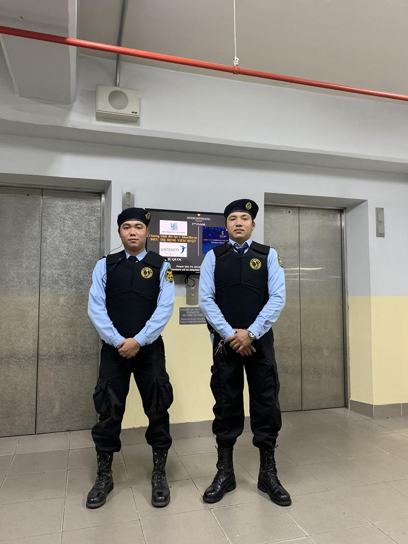 Dịch vụ bảo vệ tốt nhất o Đà Nẵng