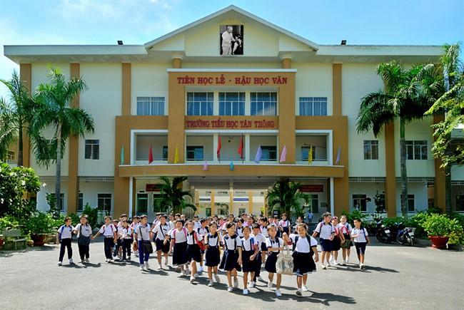 giải pháp an toàn cho trường học