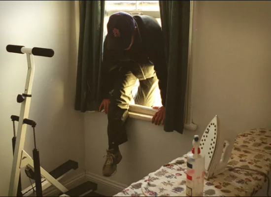 xử lý tình huống trộm đột nhập vào nhà